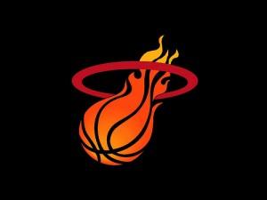 2014 Miami Heat Logo